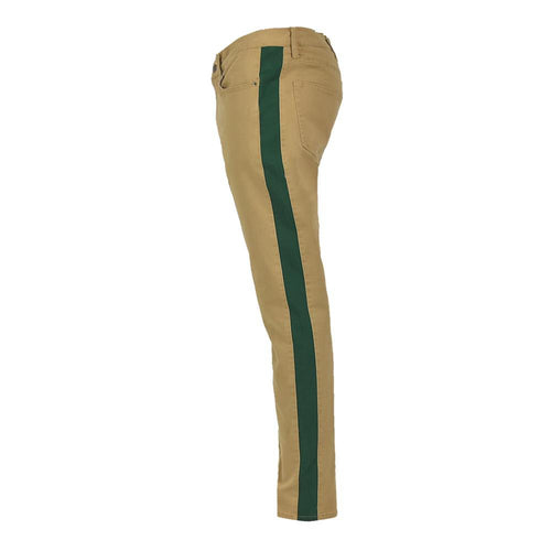 Men's Khaki-Green Chino