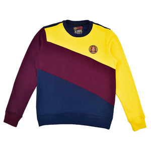 Men's Navy Victory Crewneck