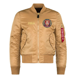 MA-1 Flight Jacket Camel