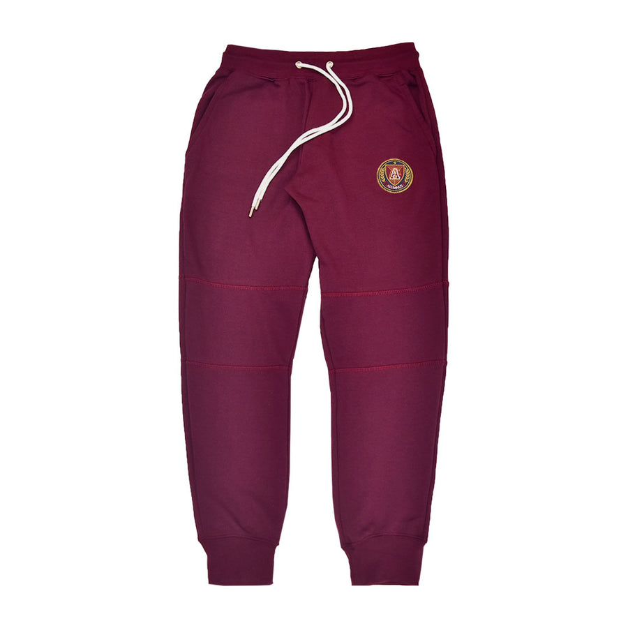 Men's Maroon Jogger
