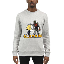 "Men's ""MJ vs. MJ"" Crewneck Grey"