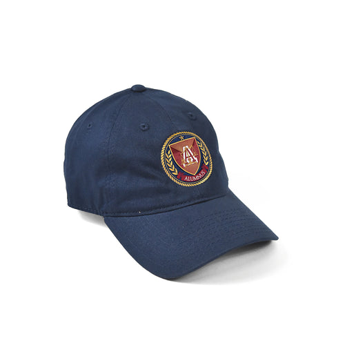 Center Seal Hat - Navy