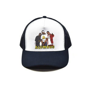 Paid in Full Trucker Hat - Navy