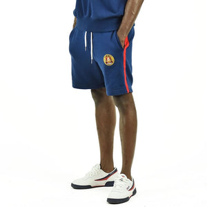 Men's Striped Shorts Navy