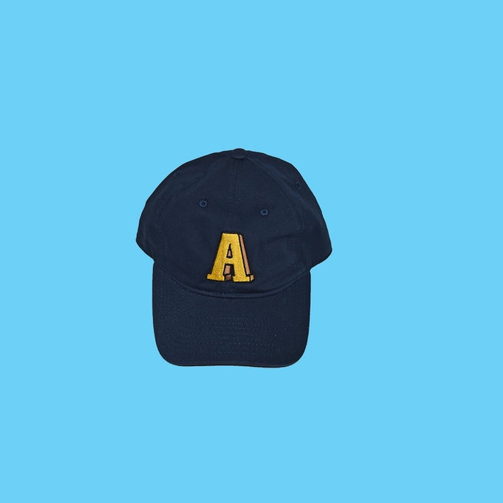 "Anchor ""A""  Cap Navy"