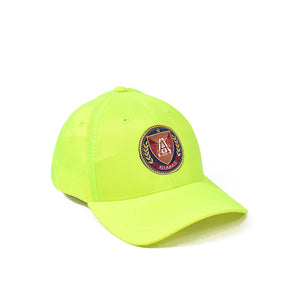 Center Seal Hat - Neon Green
