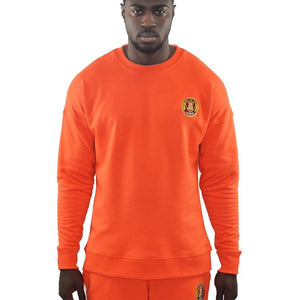 Men's Kodak Orange Crewneck