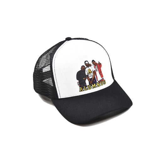 Paid in Full Trucker Hat - Black