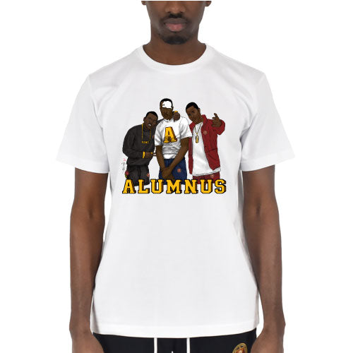 Paid In Full Graphic T-Shirt - White