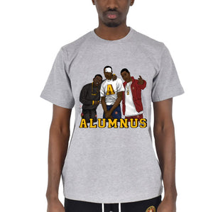 """Paid In Full"" Short Sleeve T-Shirt Grey"