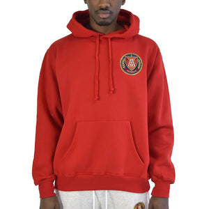 "Men's ""Big Logo"" Hoodie - Red"