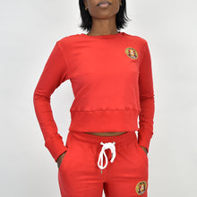 Women's Crewneck Red