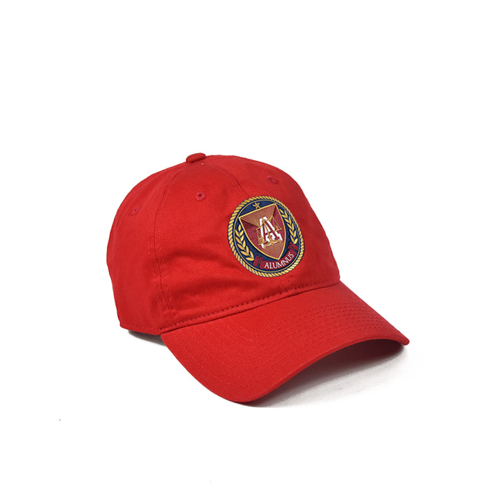 Center Seal Hat - Red