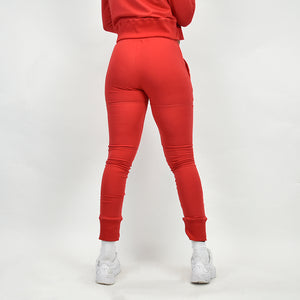 Women's Jogger - Red