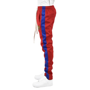 Men's Track Pants - Red