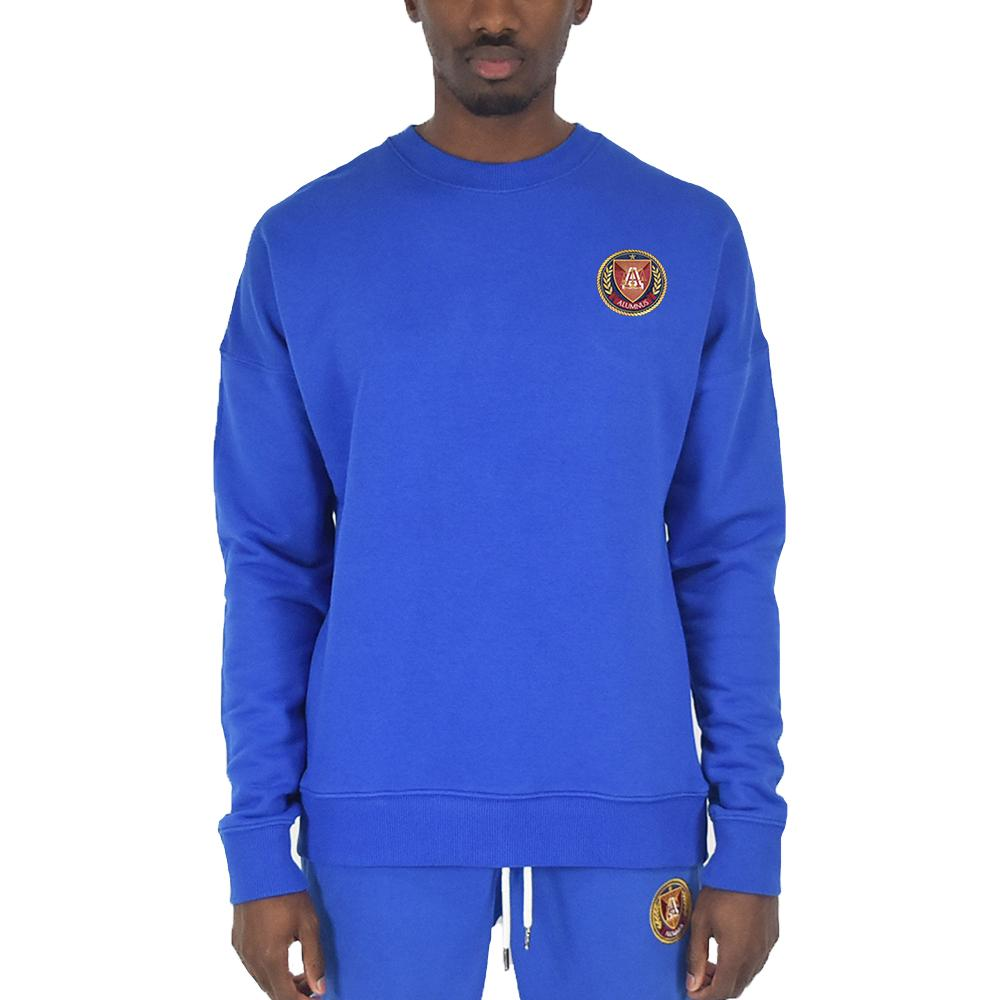 Men's Powder Royal Crewneck