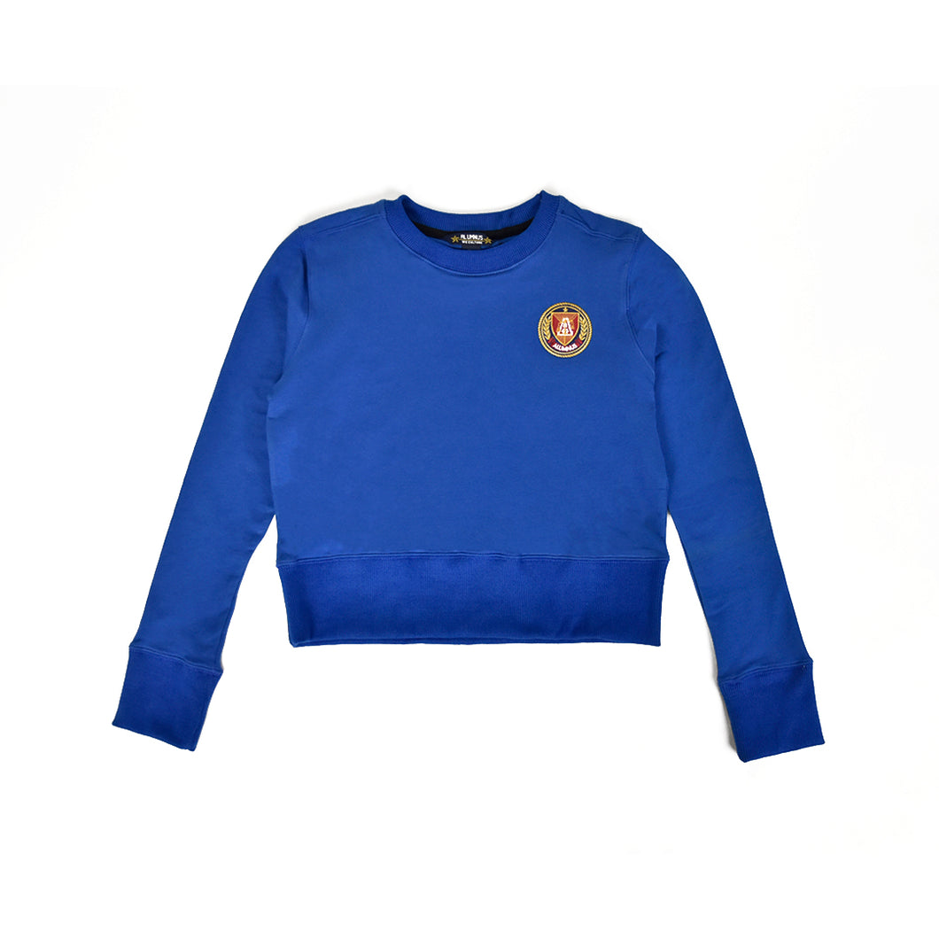 Women's Crewneck - Royal