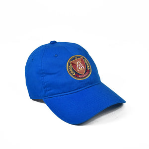 Center Seal Hat - Royal