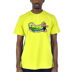 Fresh Prince T-Shirt - Safety Yellow