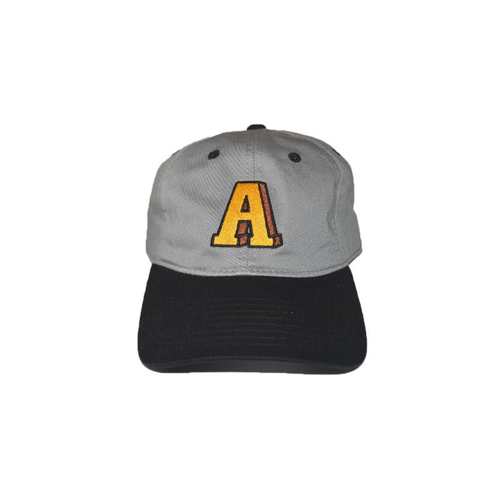 "Anchor ""A""  Grey/Black"