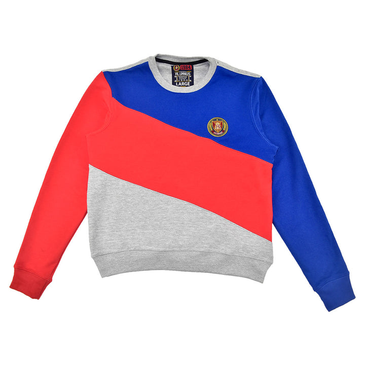 Victory sweatshirt true blue