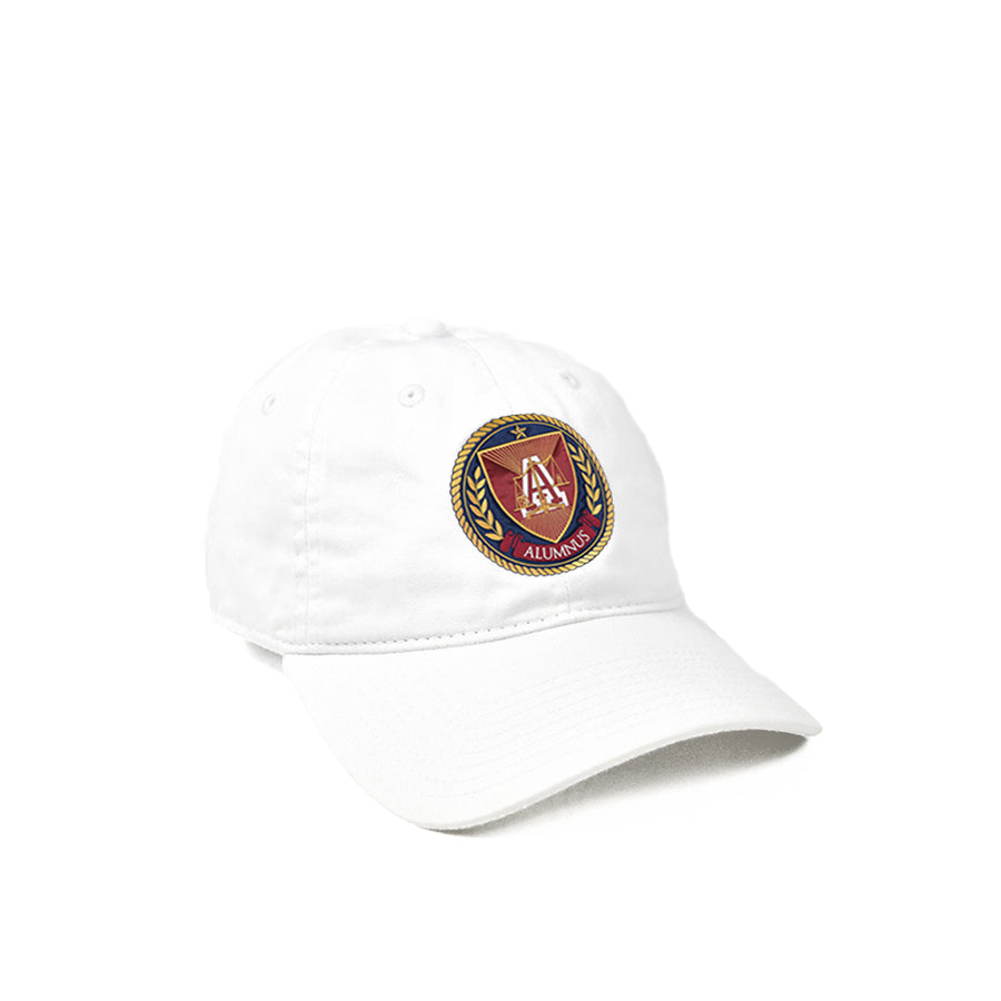 Center Seal Hat - White