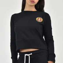 Women's Crewneck - Black