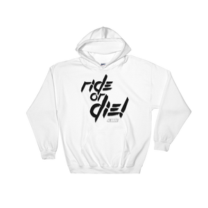 Ride or Die - Sudadera Adulto - 4Bikeusa - Casual Mountain Biking Apparel & Accessories