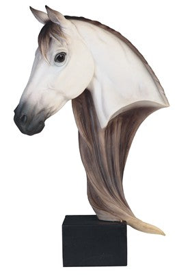 Horse Head White (Available U.S. Only)
