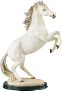 White Mustang (Available U.S. Only)