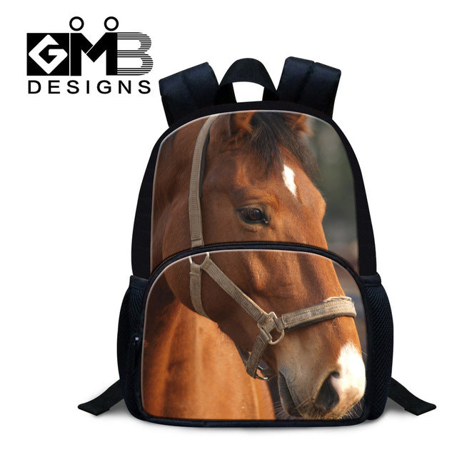 Premium Horse Backpack (Available Worldwide)