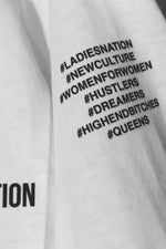 Custom T-Shirt by LADIES NATION