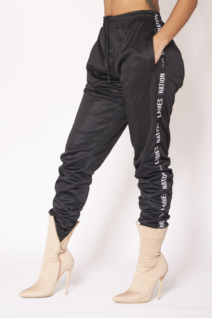 Fierce Tracksuit Pants