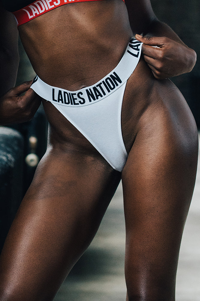 LADIES NATION UNDERWEAR WHITE - Shop for LADIES NATION UNDERWEAR WHITE - LADIES NATION