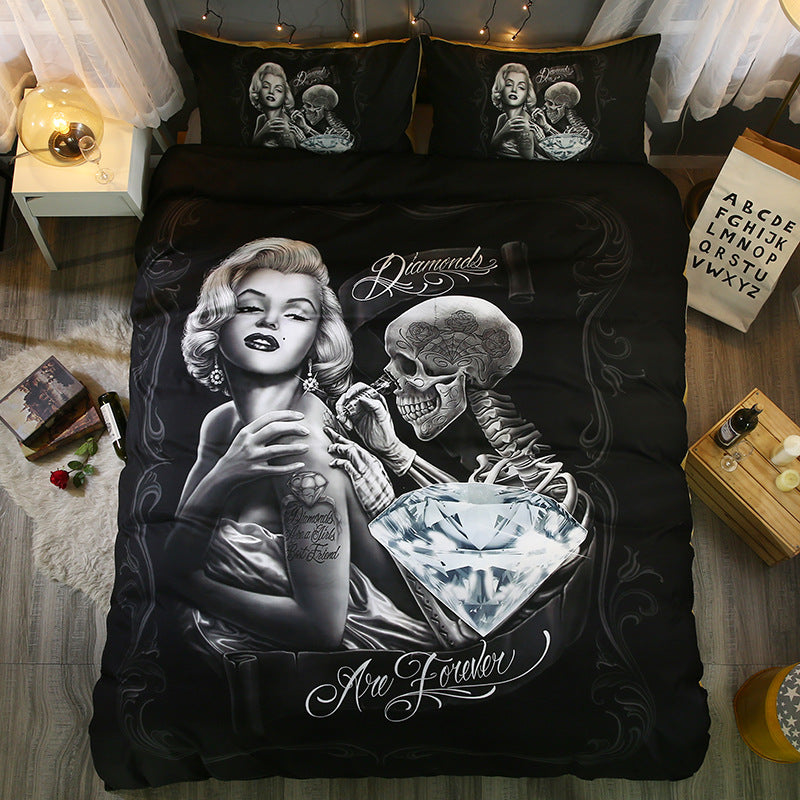Unique Design Bedding Set