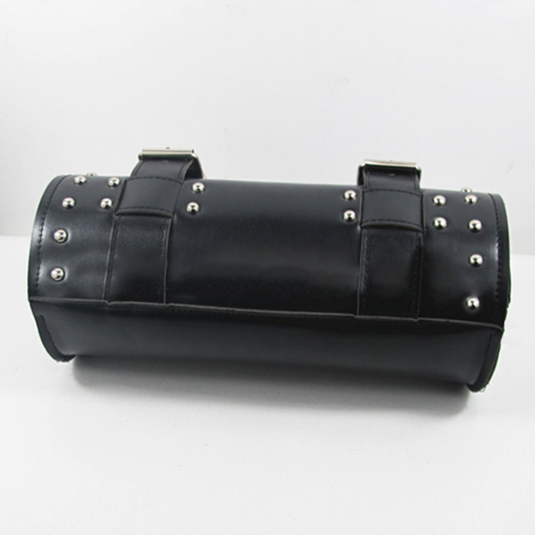 Leather Saddlebag Storage Pouch