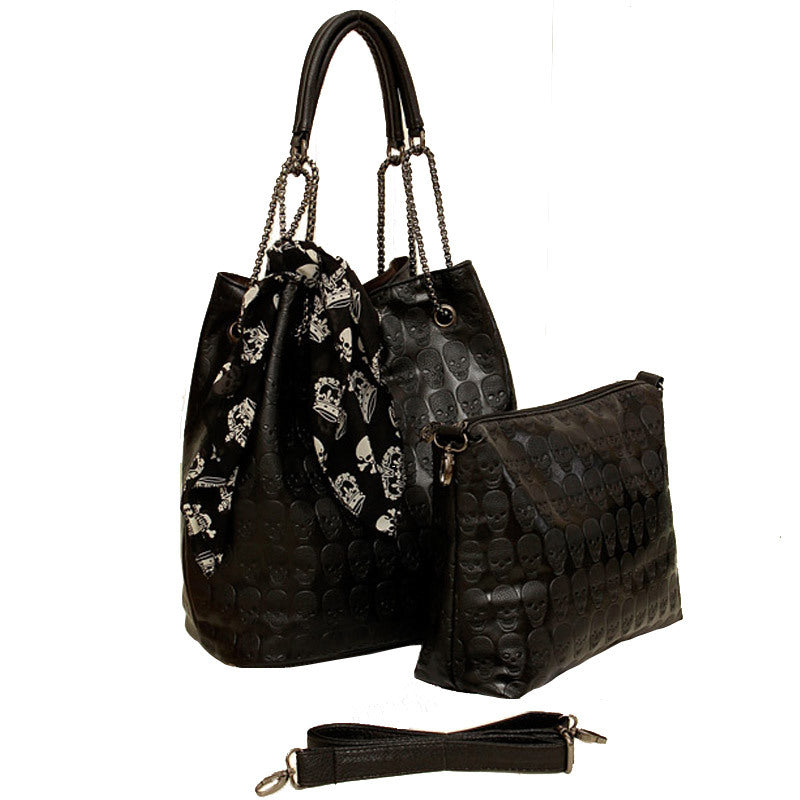 HOBO Skull Shoulder Bags