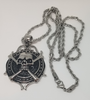 Pirate Medallion Necklace