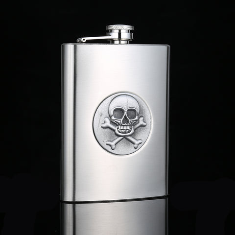8oz Hip Flask Stainless Steel Flask Gift For Man