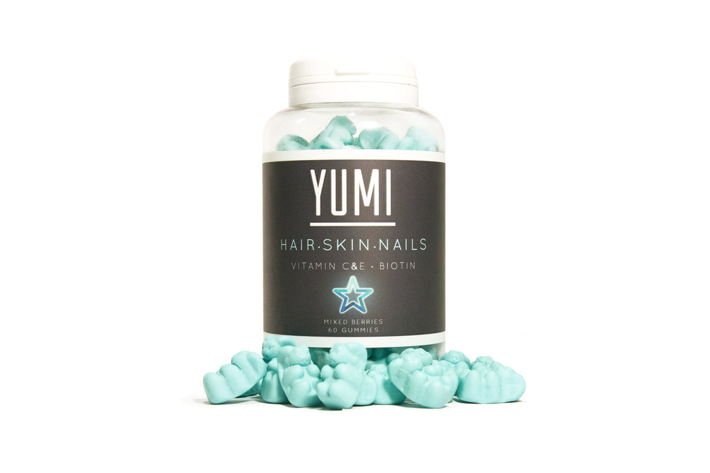 5 Reasons why you should take our Hair, Skin and Nails Gummies!