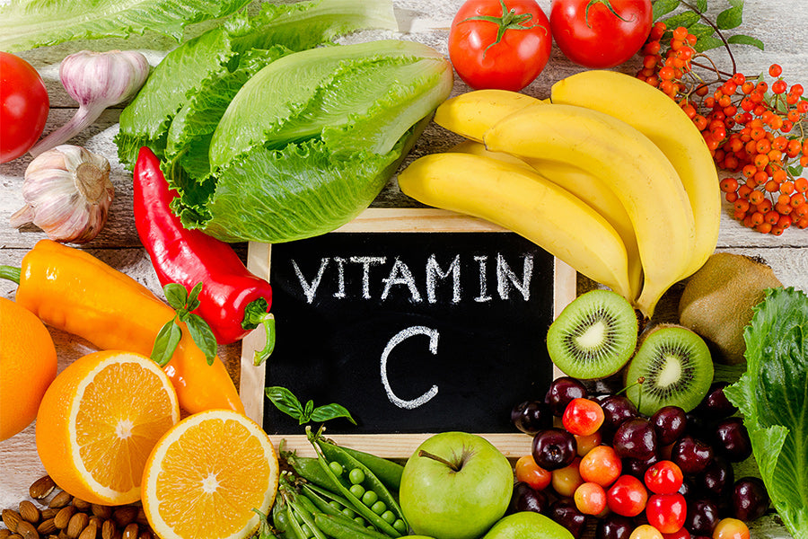 Foods containing Vitamin C