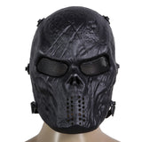 Horror Full Face Halloween Skull Mask