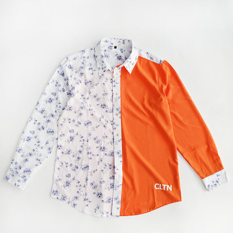 Long-sleeve Button Up - PREORDER