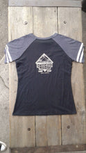 Girls Baseball Tee