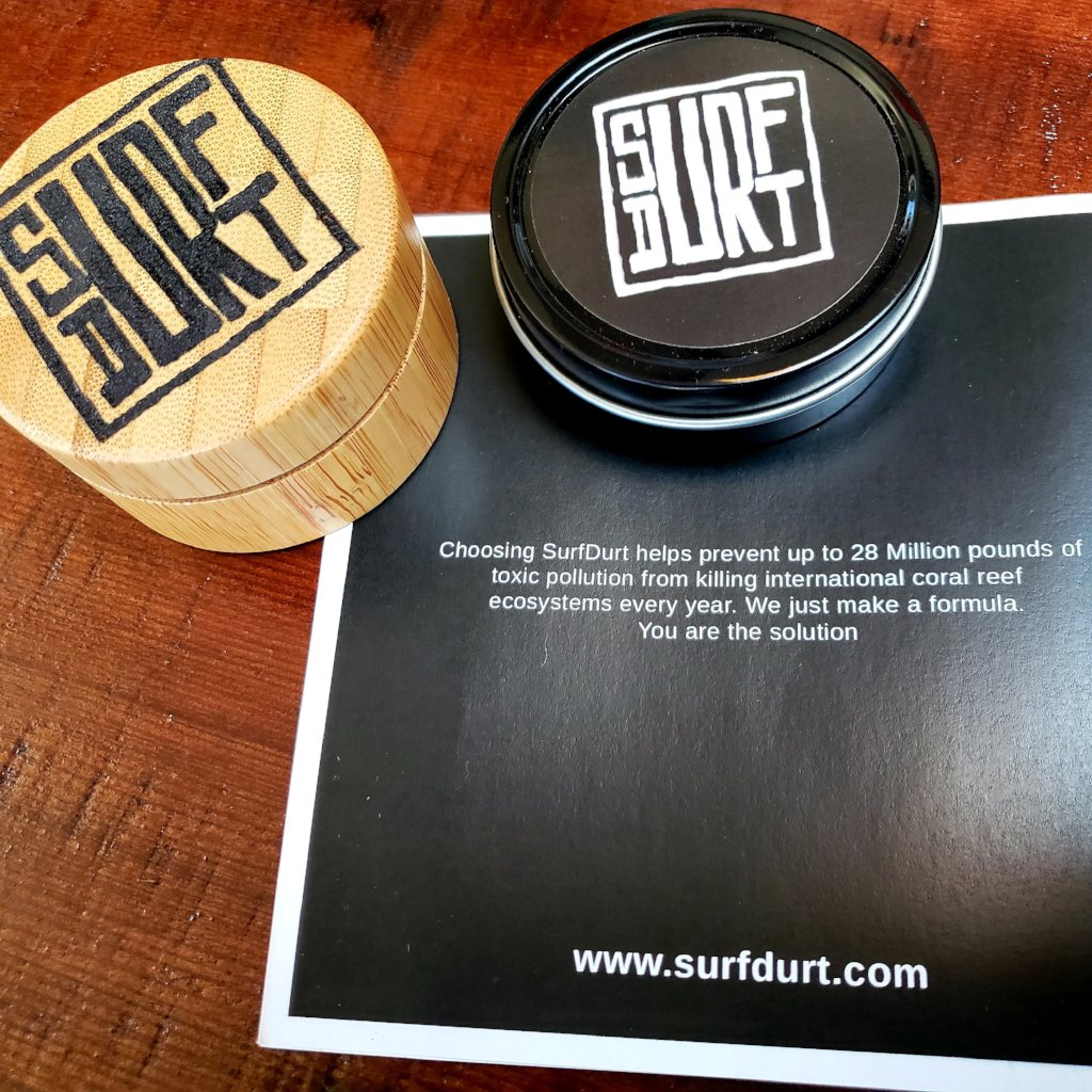 REEF SAFE SUNSCREEN! SURF DURT