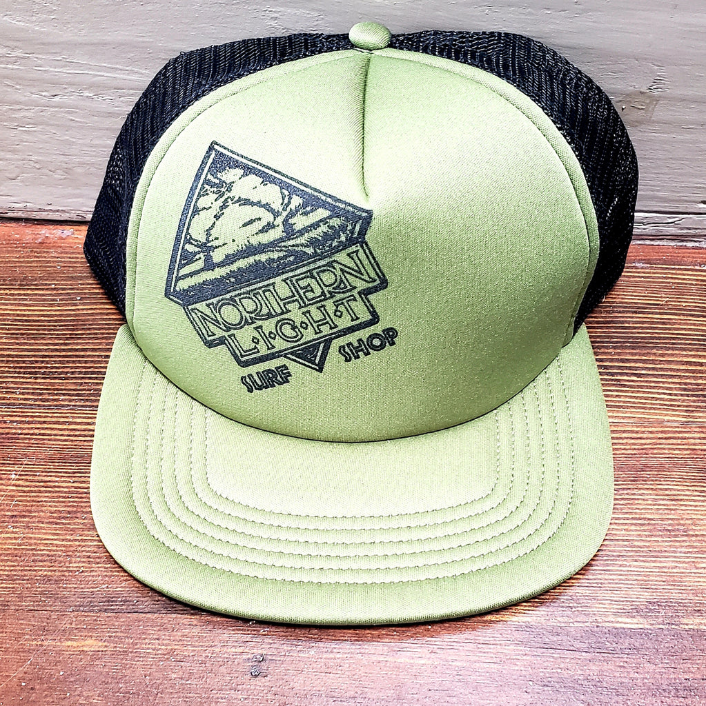 Basic Snap-back Trucker Hat