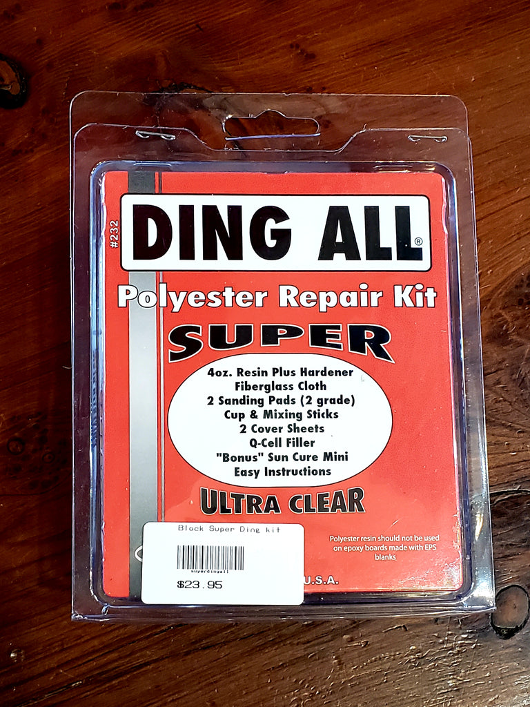 SUPER DING ALL KIT