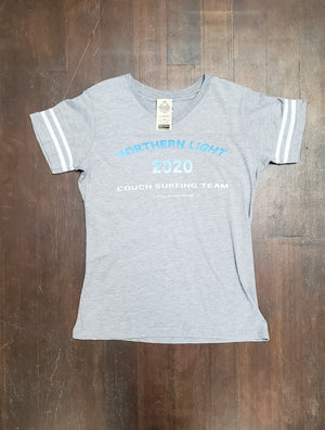 2020 Couch Surfing Team Women's V-Neck