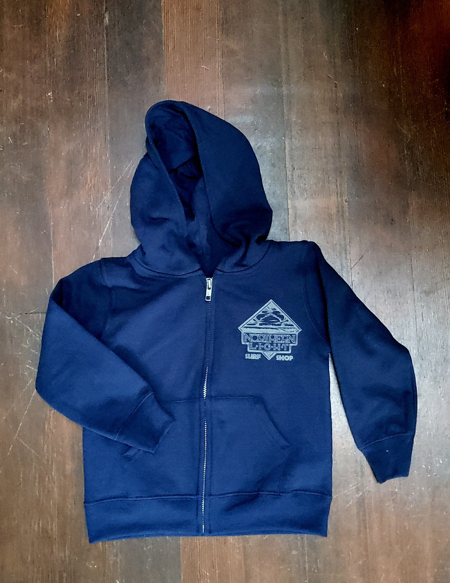 Toddler Zip Up Hoodie