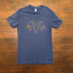 Men's Short Sleeve Ram T-Shirt
